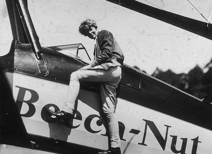 Загадочные случаи исчезновения самолетов