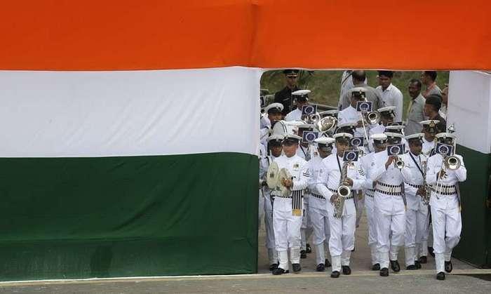 Как в Индии отпраздновали 70-летие независимости