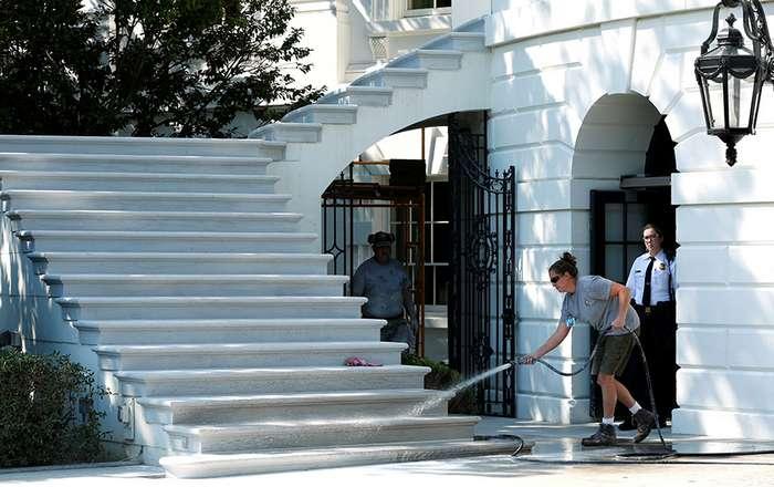 Ремонт в Белом доме