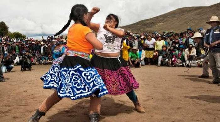 Самые известные фестивали боли и насилия