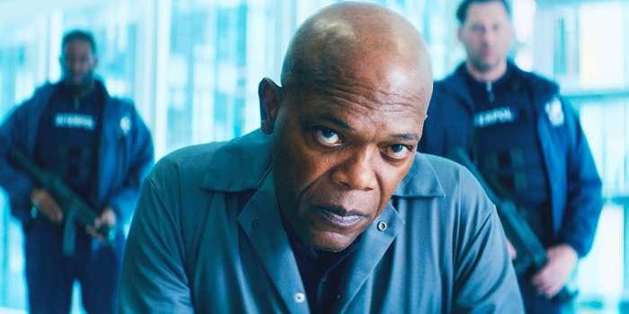 Сэмюэл Л. Джексон о своем новом фильме -Телохранитель киллера- и любимом ругательном слове