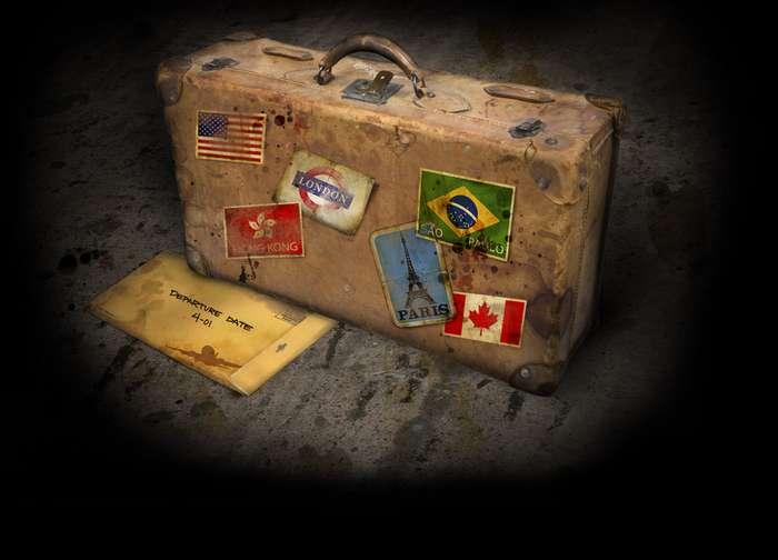 -Отважные путешественники-, которые схалтурили