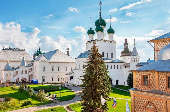 Золотое кольцо России: знаменитый туристический маршрут