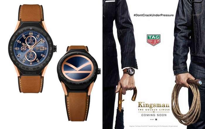 Какие часы носят спецагенты и супергерои