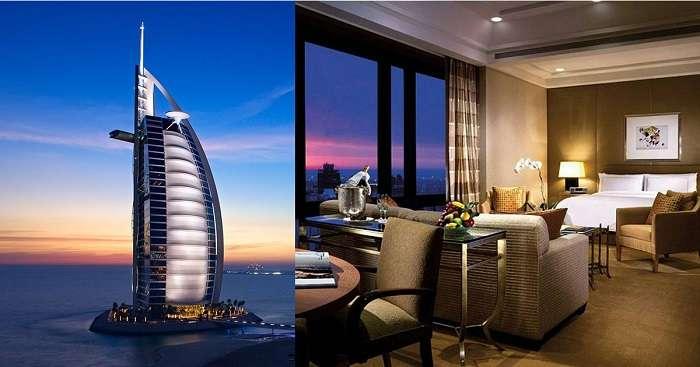 10 самых дорогих отелей мира, в которых могут себе позволить отдых только избранные