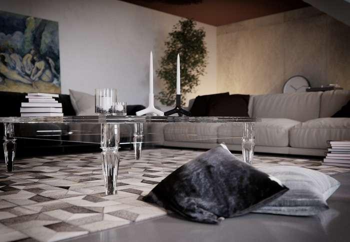 Стильно и современно: основные дизайнерские тенденции на примере 5 гостиных