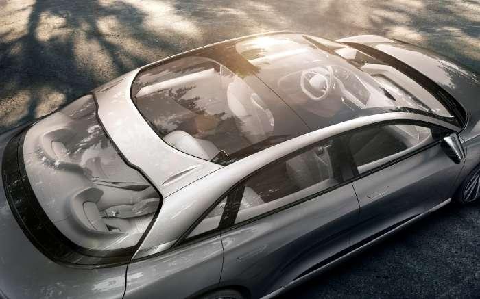 1000-сильный роскошный седан, который разгоняется до 380 км/ч