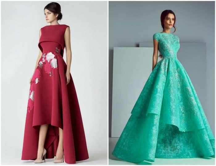 И в пир, и в мир: 10 великолепных платьев, на которые стоит обратить внимание всем модницам