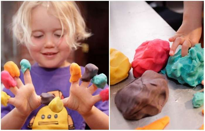 Как сделать пластилин для детей 959