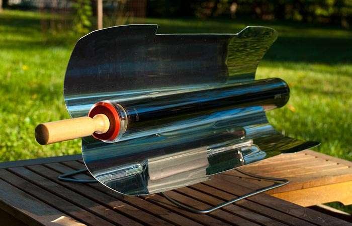 Духовка, которая всегда с тобой: GoSun Sport Solar Stove позволит готовить на солнце