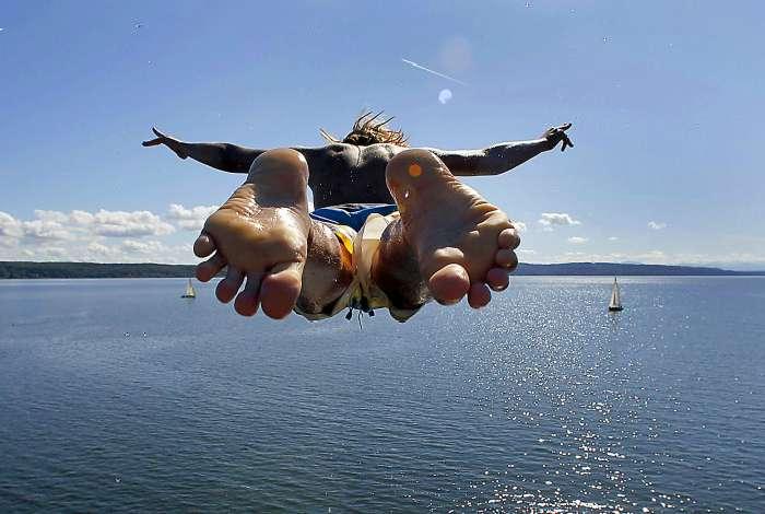 Лови момент: 20 позитивных фотографий, от которых захватывает дух