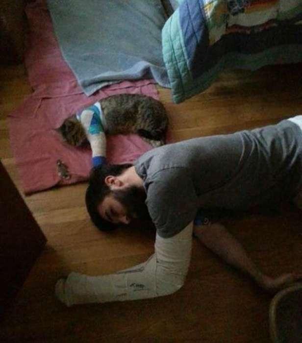 19 юмористических фотографий, доказывающих, что случайные совпадения - не случайны