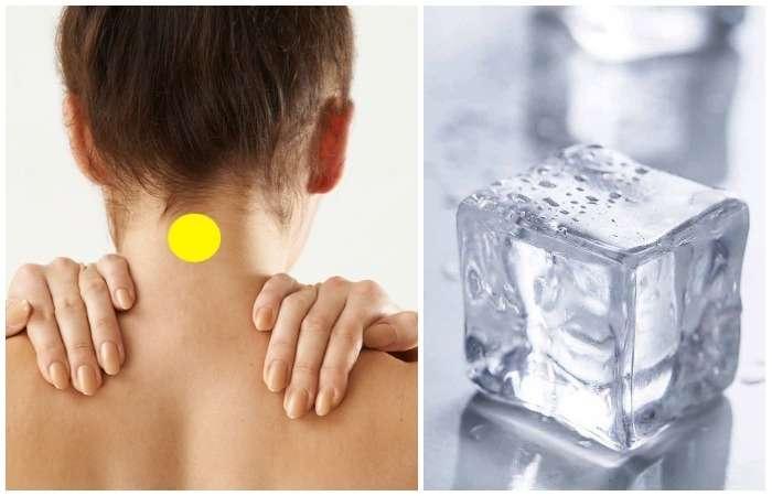 Загадки тела: Что случится, если положить кубик льда на затылок?