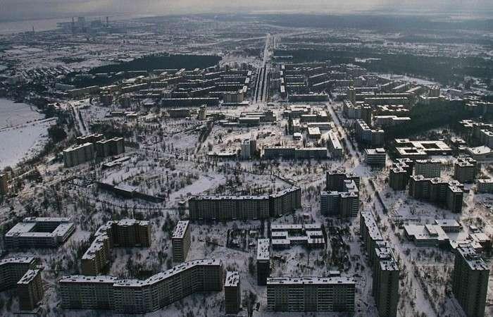 10 удивительных городов-призраков, которые реально существуют и сегодня