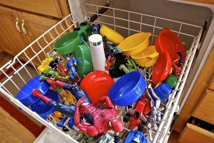 Уборка на скорость: 8 мест в доме, на уборку которых уйдёт не более 5 минут