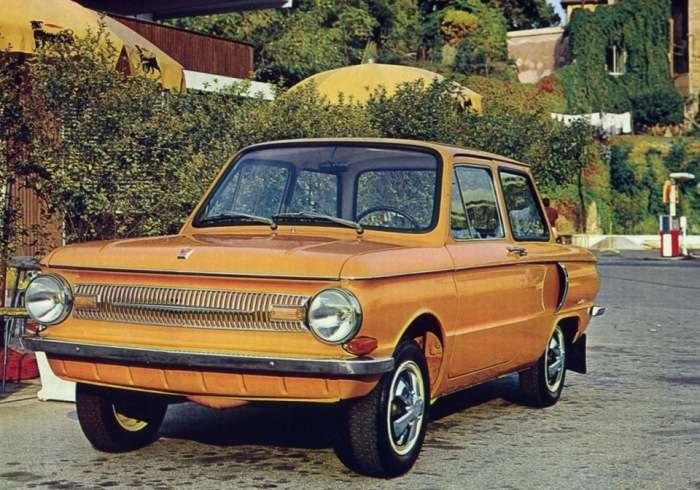 5 секретных автомобилей, на которых ездили в СССР -рыцари плаща и кинжала-
