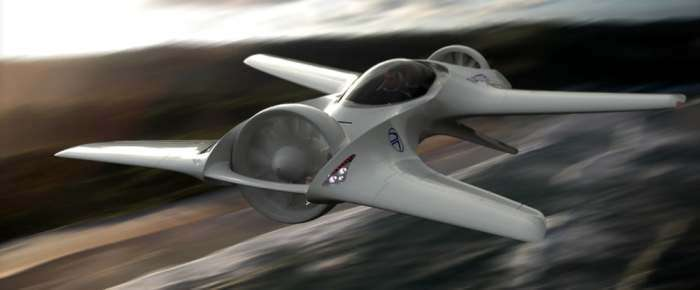 Мне бы в небо: DeLorean DR-7 – летальный аппарат, который можно парковать в гараже у дома