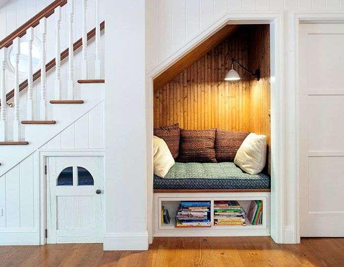 5 идей, которые помогут обустроить уютное место для отдыха и чтения