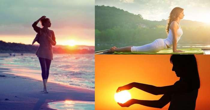 -Приветствие солнцу-: идеальная зарядка, которая подарит позитивное настроение и бодрость на весь день
