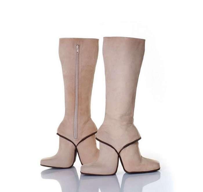 Не для Золушки: 17 очень странных пар обуви, которые удивят даже самых смелых модниц