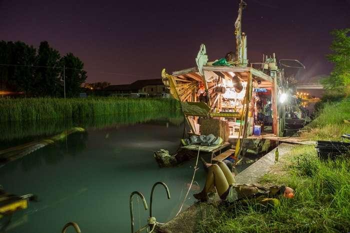 Плавучие города Серениссимы (21 фото)