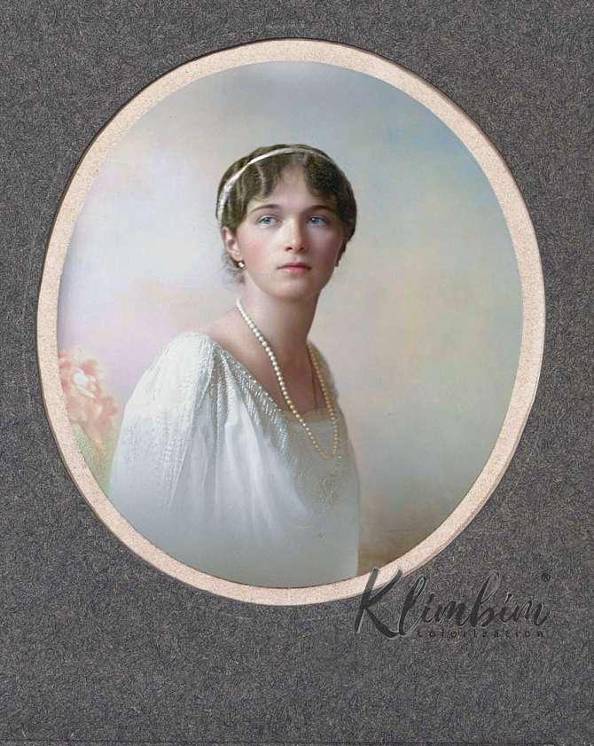Исторические лица в цвете от Klimbim