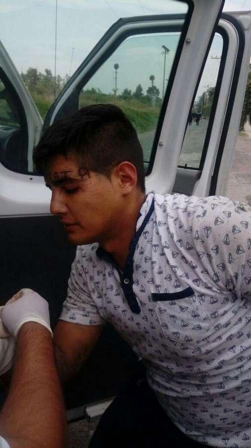 &171;Антикрысы&187; в Мексике грабителям отрубили руки (9 фото)