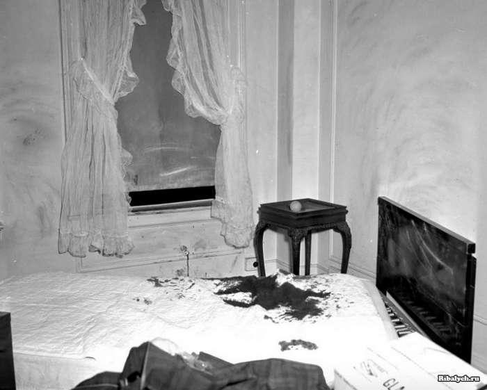 Жестокие лица преступного мира Нью-Йорка ХХ-го века (23 фото)