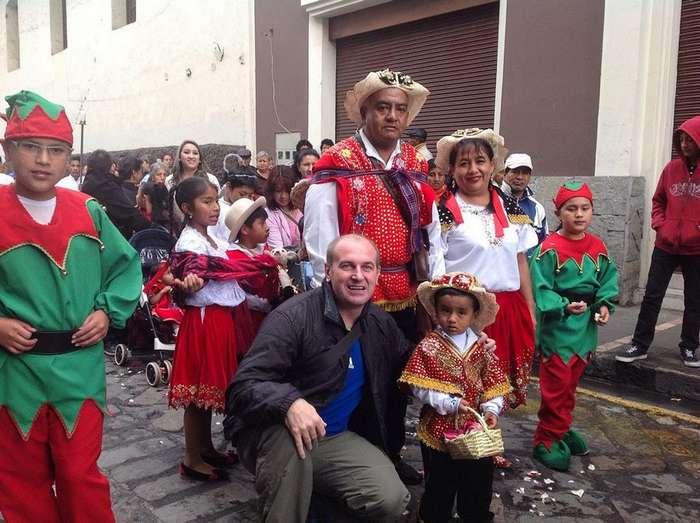 Удивительная история успеха бывшего мента из России в Эквадоре (8 фото)