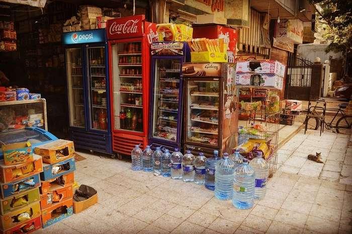 Настоящий арабский рынок &171;для своих&187; (33 фото)