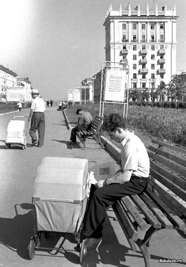 Интересные и редкие архивные фотографии (113 фото)