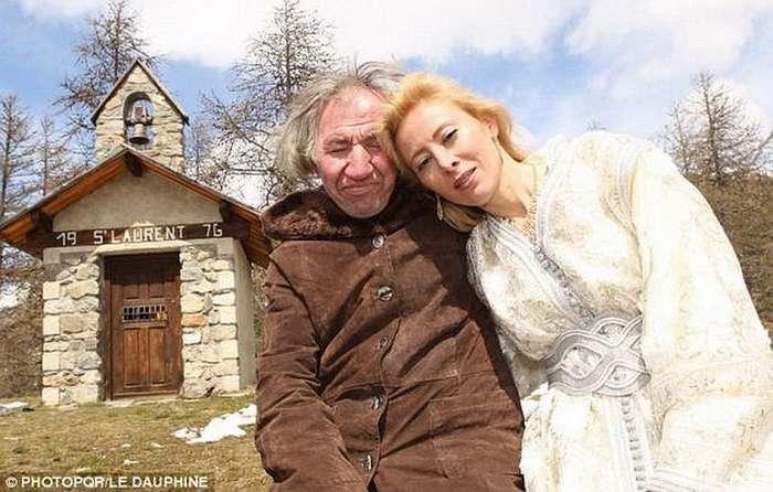 Просчеты в расчетах: завещание мужа-миллионера поразило молодую жену (6 фото)