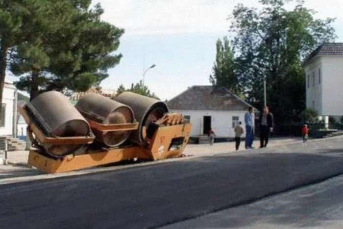 Воскресная подборка автоприколов (125 фото)
