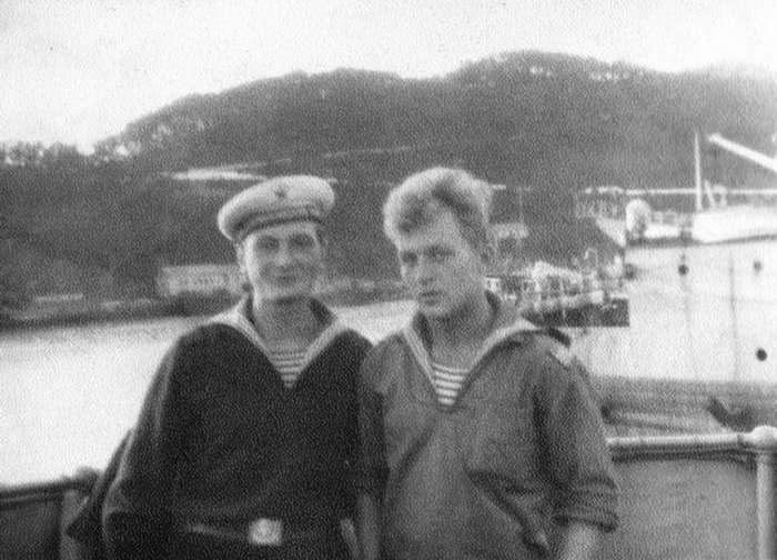 Интересная история: О службе морской (Часть 2-3-4)
