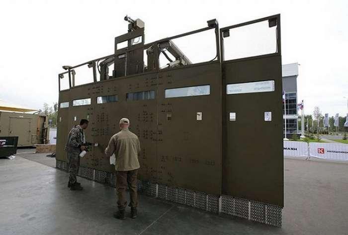Концерн -Калашников- &8212; Новая машина для подавления уличных беспорядков (2 фото)