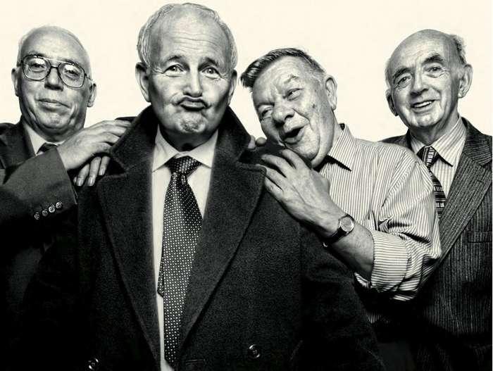 Интересные факты: Представление о возрасте (4 фото)