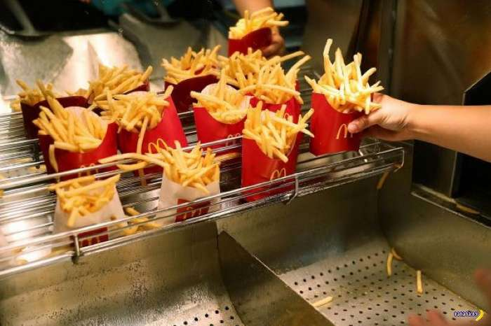 Маленький секрет картошки-фри из Макдональдс