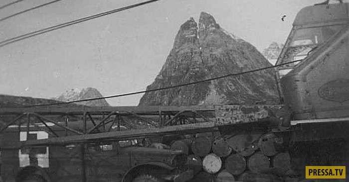 """""""Кладбище"""" Второй Мировой войны (13 фото)"""