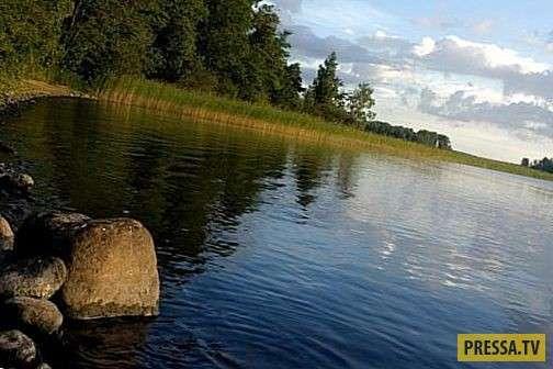 ТОП-10 мест половить рыбу в России (10 фото)