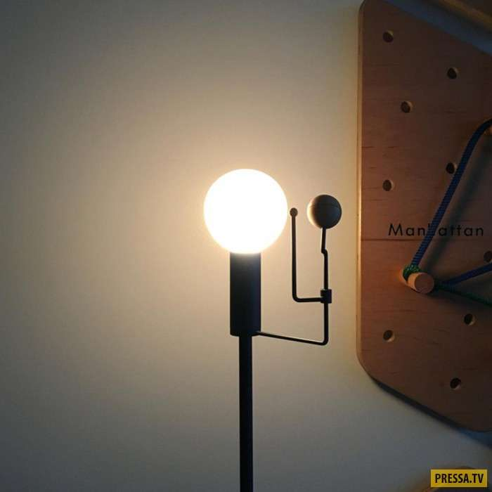 Земля, Луна и Солнце в Вашей квартире (7 фото)