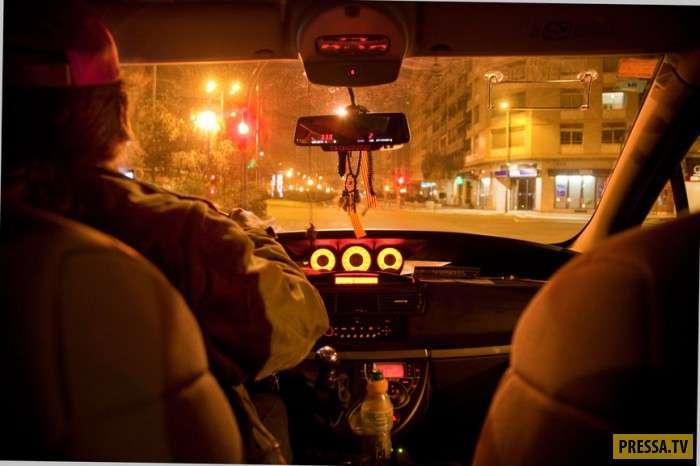 Смешная байка таксиста