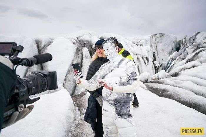Этот китаец владеет феноменальным мастерством камуфляжа (17 фото)