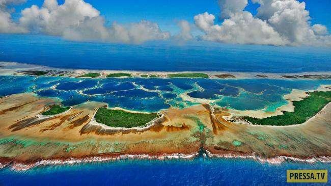 ТОП-10 стран, которые вскоре могут исчезнуть из-за изменения климата (10 фото)