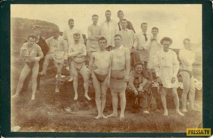 men in early years