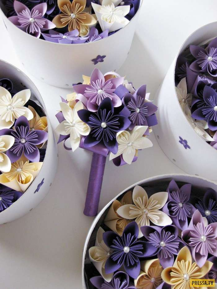 600 невероятных, но дешевых, цветов для свадьбы (5 фото)