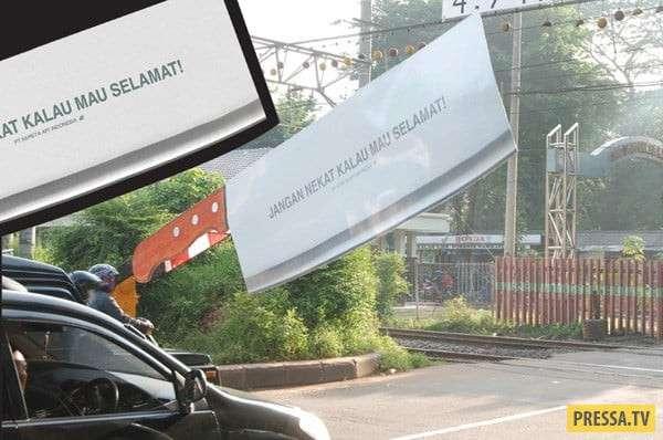 Крутой маркетинг: реклама, которая говорит сама за себя (14 фото)