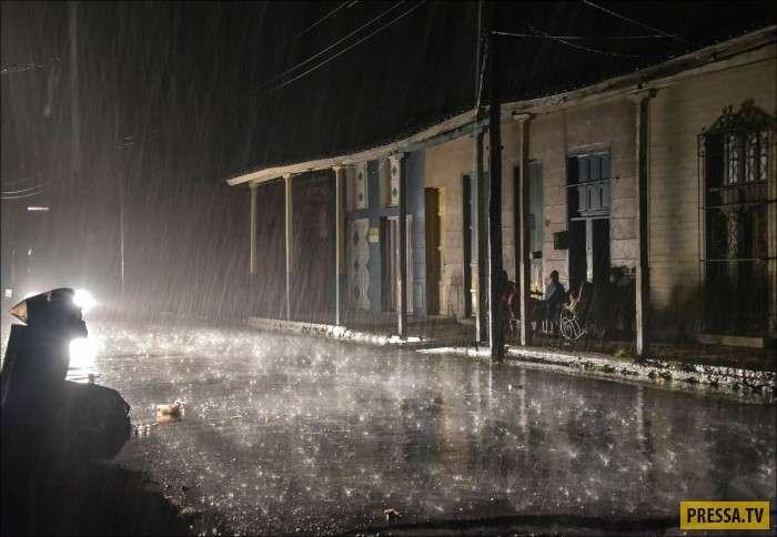 """Кубинская столица после урагана """"Ирма"""" (26 фото + видео)"""