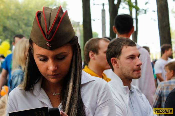 День Танкиста - 2017 в Минске (13 фото)