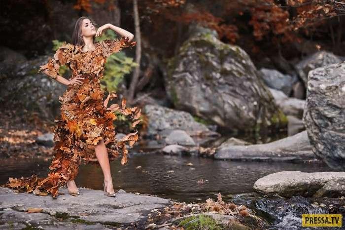 """""""Природное убранство"""" – невероятная серия снимков (10 фото)"""