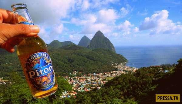 ТОП-25 самых пьющих стран (25 фото)